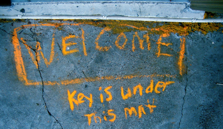 exemple de lettre de bienvenue en anglais