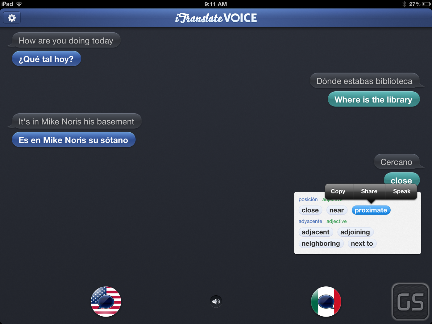 The popular itranslate Voice goes 2 0 in a brand new universal app