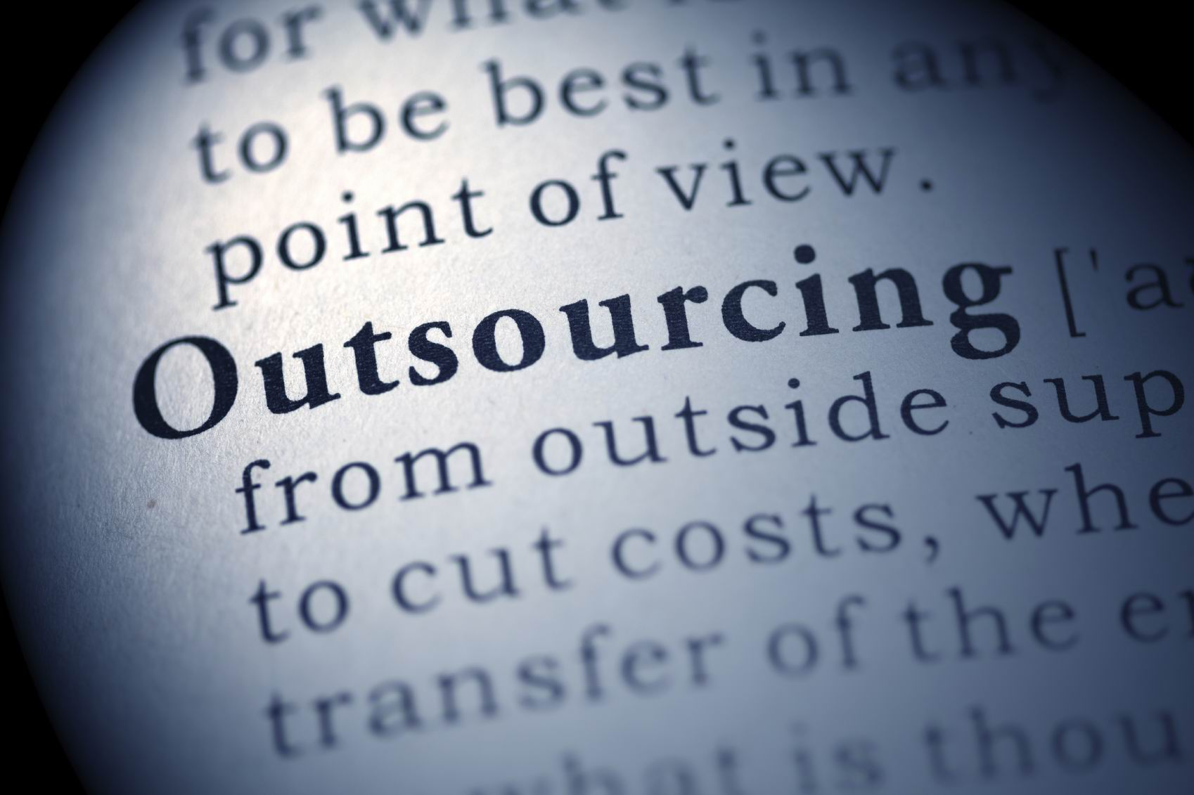 outsourcing 4 essay Types and functions of global outsourcing - junaid javaid - essay - business   outsourcing exporting countries, which pays lower pay to their employees for the .
